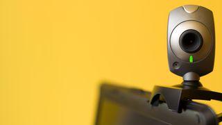 image of a webcam
